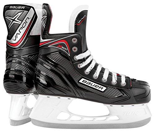 Bauer S17Vapor X300Eishockey Schlittschuhe, R Breite, Herren Kinder damen, schwarz