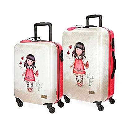 Set 2 Maletas Trolley Gorjuss de 55 y 67cm. – Time to Fly