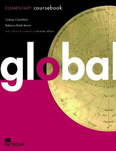 Global Elementary: Coursebook with eWorkbook Pack by Lindsay Clandfield (2010-02-26)