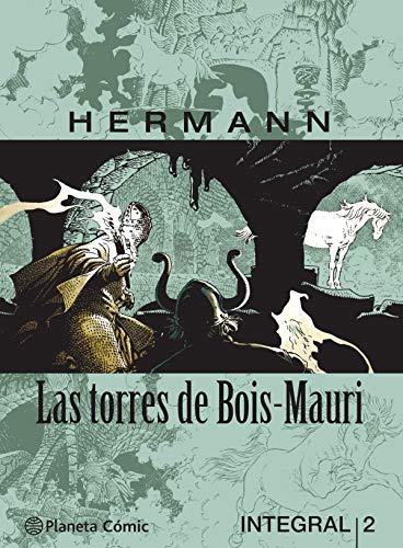 Las torres de Bois-Mauri nº 02/03 (BD - Autores Europeos)