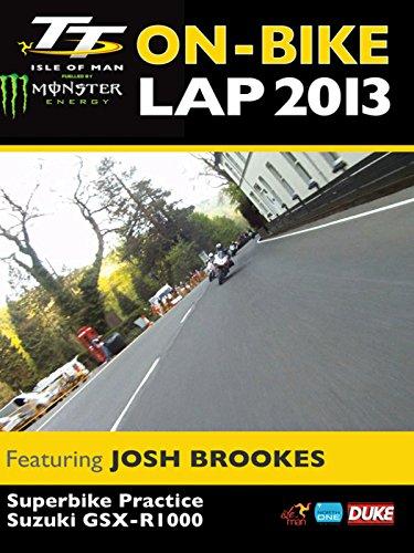 TT 2013 on Bike: Josh Brookes