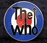 THE WHO Musik Rock Punk Buckle Gürtelschnalle NEU USA