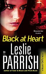 Black at Heart: A Black CATs Novel by Leslie Parrish (2009-09-01)