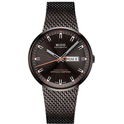 Mido Commander Icone Herren-Armbanduhr 42mm Automatik M031.631.33.061.00