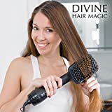Spazzola Elettrica Asciugacapelli Magic Dryer & Styler immagine