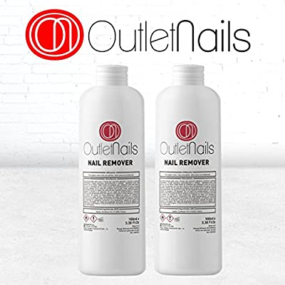 2 Nail Remover 100ml