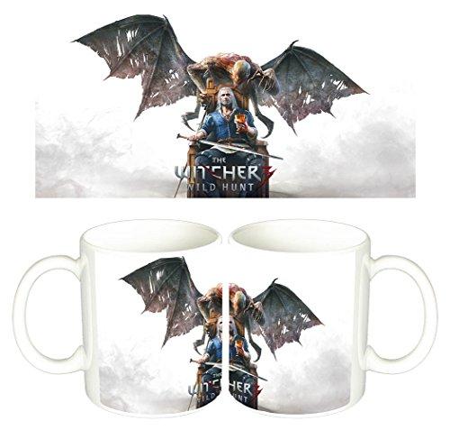 Preisvergleich Produktbild The Witcher 3 Tasse Mug
