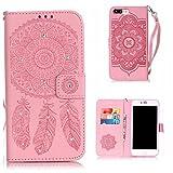 iPhone 7 Case, KKEIKO® iPhone 7 Wallet ...