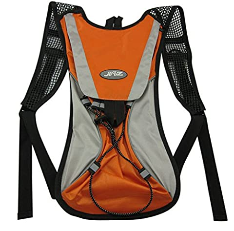 SaySure - WOLFBIKE Cycling Backpack Bicycle Bike MTB Road Motorcycle Cycle Sport Bag Hiking Hydration Backpack Packsack 2L Light - GMN-BG-SPT-000291