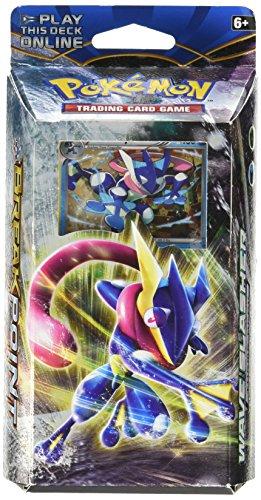 Pokemon Juego de cartas con cubierta con diseño «XY9 Break Point» (Multicolor), idioma español no garantizado