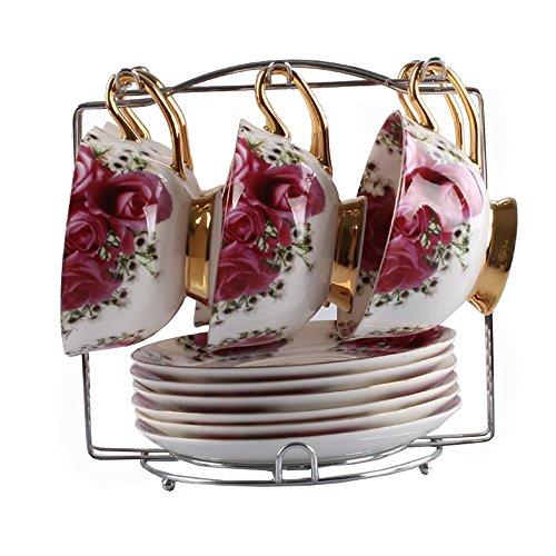 Osso Porcellana Ceramica 6 serie Tazza Di Tè Tazza Di