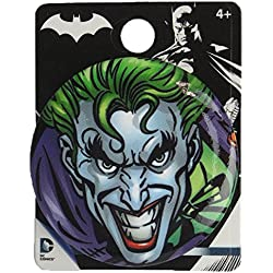 DC Comics The Joker Single Button Pin Action Figure