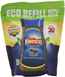 Kenco Really Rich Refill Coffee 150 g (Pack of 4) (B003RRYARW) | Amazon price tracker / tracking, Amazon price history charts, Amazon price watches, Amazon price drop alerts