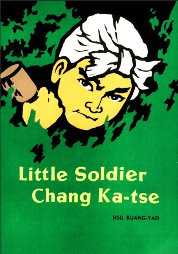 Little Soldier Chang Ka-ste (English Edition) (Kindle-kaste)