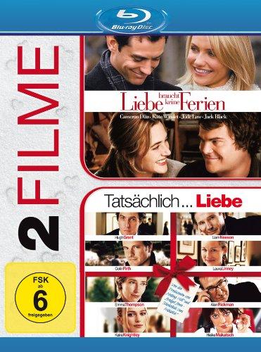 Tatsächlich Liebe/Liebe braucht keine Ferien [Blu-ray]