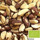 1kg di noci del Brasile BIO da raccolta selvatica, noci del Brasile intere dalla Bolivia, naturali e non trattate
