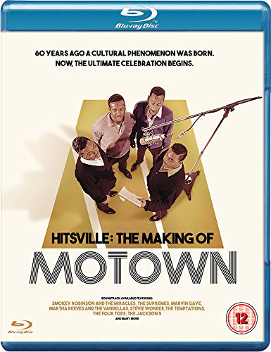 Hitsville: The Making of Motown [Blu-Ray]