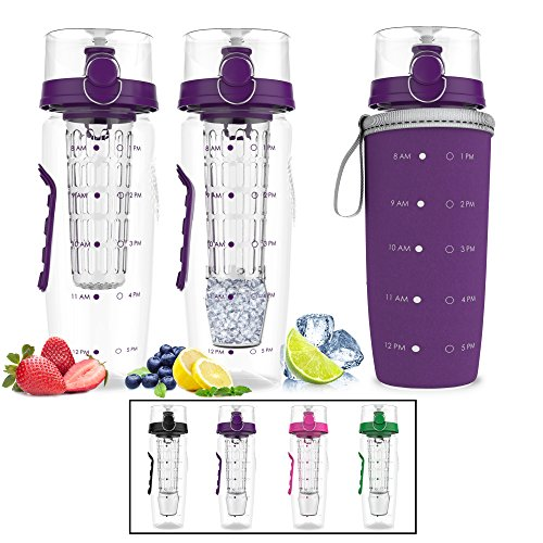 bevgo-fruit-infuser-water-bottle-large-1-litre-save-your-money-and-hydrate-the-healthy-way-multiple-