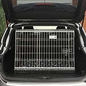 Arrows Cage de transport en voiture (Nissan Qashqai) pour chien