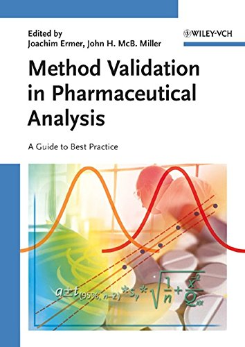 [Method Validation in Pharmaceutical Analysis: A Guide to Best Practice] (By: Joachim Ermer) [published: May, 2005]