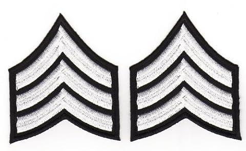 Bestellmich Écusson thermocollant Badge de Sergent