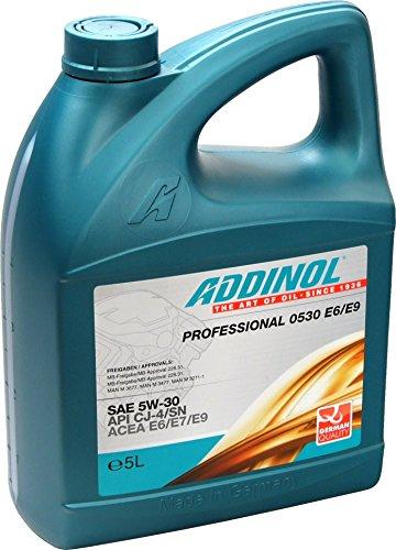 ADDINOL Professional 0530 E6/E9 5 Liter