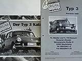 Der Typ 3 Katalog. Katalog und Preisliste