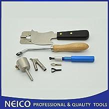 Alta calidad Vinilo suelo soldadura Kit, suelo herramientas de instalación (6items)
