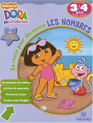 En route pour découvrir les nombres : Maternelle Petite section 3/4 ans