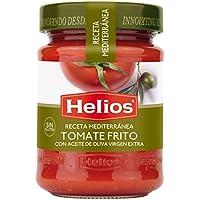 Helios Tomate Mediterráneo con Aceite de Oliva Virgen - 300 gr - [Pack de 12]