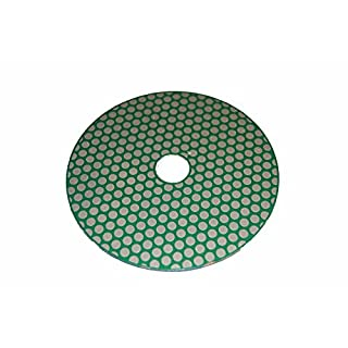 'Electrona' diamond coated polishing pads for stone, marble, glass and granite. (P50)