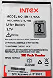 Intex BR 1675AX Battery for Intex Aqua Q...