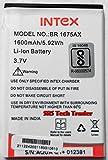 Intex BR 1675AX Battery for Intex Aqua Q...