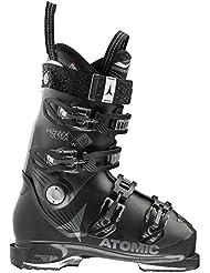 Atomic Hawx Ultra 80W para mujer Botas de esquí Collection 2017, color Negro / Gris antracita, tamaño 27,5