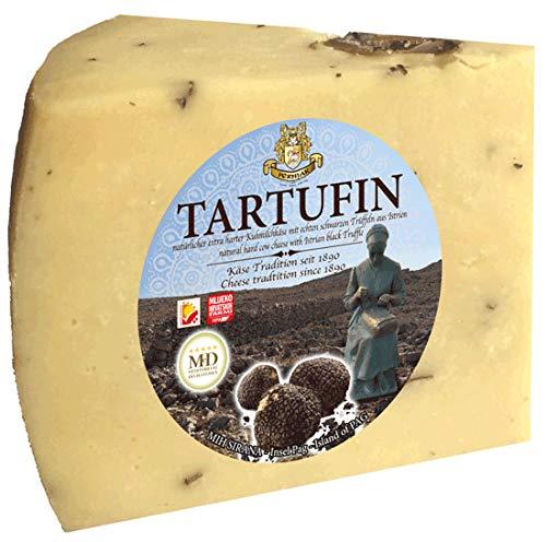 Pager Käse Truffle cheese TARTUFIN min 275g mit echtem schwarzem Trüffel der Adria