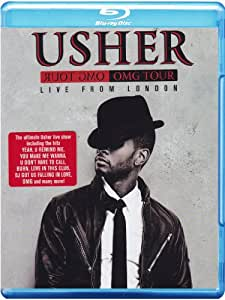 Usher : OMG Tour Live in London [Blu-ray]