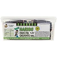 Haribo Farcita Gigante - Caramelle Gommose Gusto Liquirizia - 200 pezzi [1800g]
