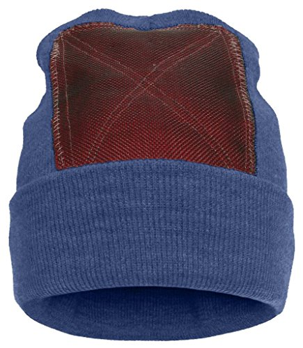 BACKSPIN FUNCTION WEAR 'Beanie' Headspin-Cap - carolina - OneSize