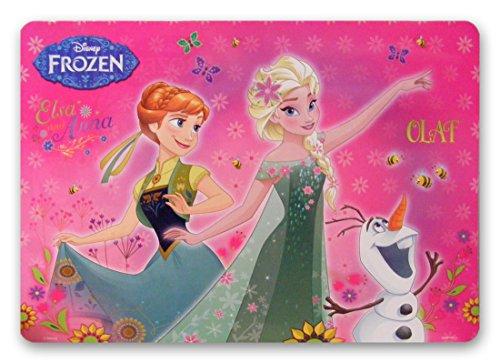 Disney Frozen Tischset - Platzset Tischset Disney Frozen Eiskönigin Elsa,
