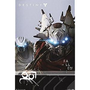 empireposter – Destiny  – Fallen  – Größe (cm), ca. 61×91,5 – Poster, NEU –