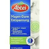 Abtei Magen Darm Entspannungs-Tabletten, 20 Stück, 1 er Pack (1 x 39 g)