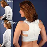 Magnetic Back & Shoulder Support UniSex Posture One size
