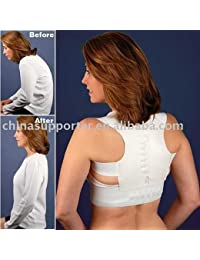 Magnetic Back & Shoulder Support UniSex Posture One size