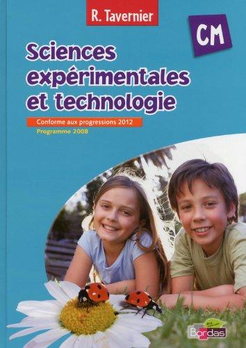 Book's Cover of Tavernier CM1CM2