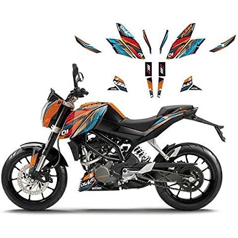 780294–Kit déco Blackbird onerace KTM 125/200/390Duke