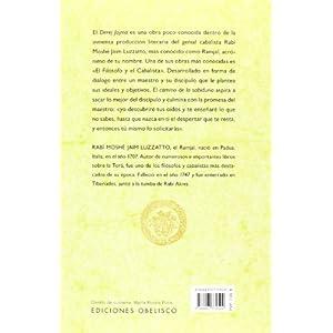 El camino de la sabiduría (Derej Jojmá) (CABALA Y JUDAISMO)