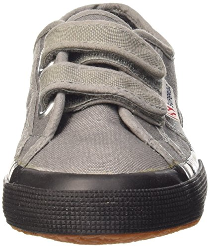 Superga 2750 Cobinvj, Baskets mode mixte enfant Gris (M38 Grey Sage)