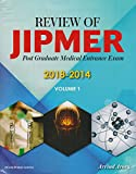 REVIEW OF JIPMER PGMEE 2018 - 2014 [paperback] ARVIND ARORA,ARVIND ARORA [Jan 01, 2018] ...