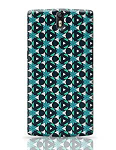 PosterGuy OnePlus One Case Cover - Material Design Pattern | Designed by: Arush Dev