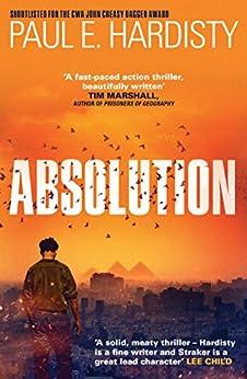 Absolution (Claymore Straker) by [Hardisty, Paul E.]